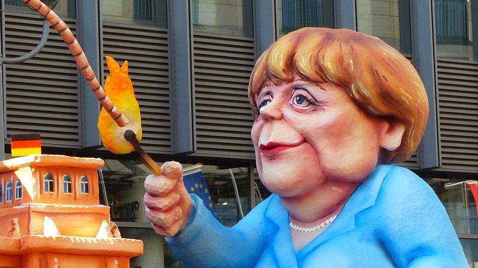 Angela Merkels Wohnort