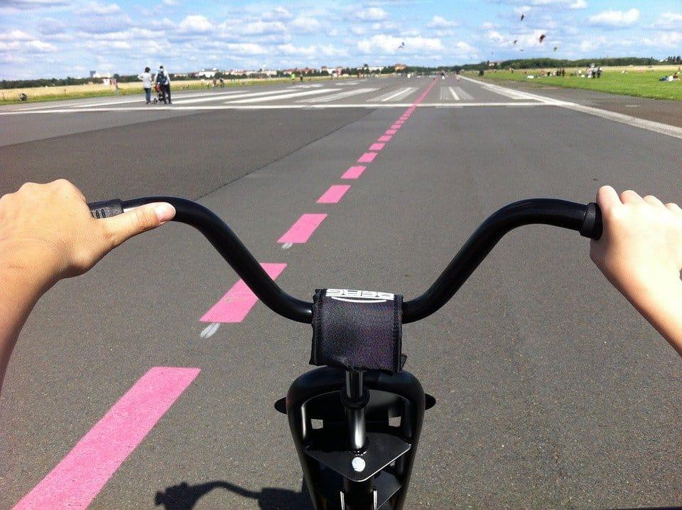 Berlin Tempelhof Freizeit Park